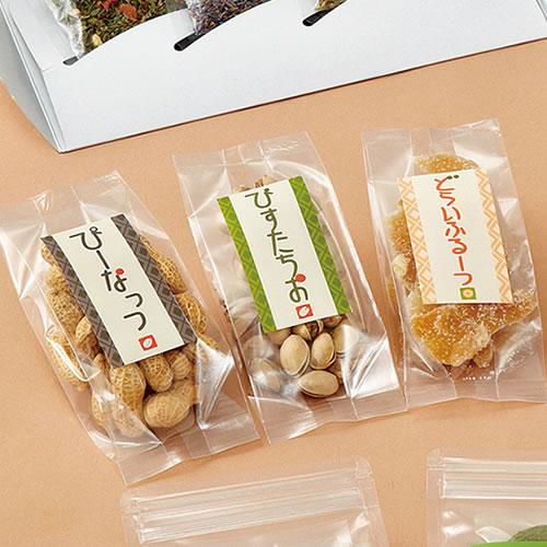 カジュアルなその他食品のパッケージ