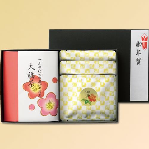 大福茶 お年賀パッケージ