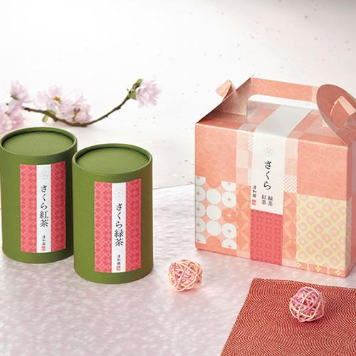 かわいいなお茶の春ギフト
