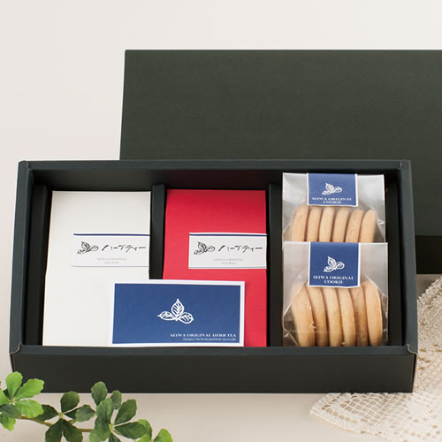 紅茶&菓子パッケージ