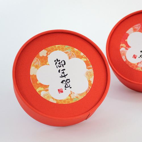 かわいいな和菓子のお正月ギフト