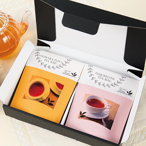 洋風な紅茶・ハーブティのギフト