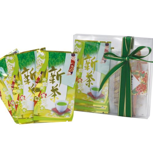 新茶ギフト|日本茶ティーバッグ