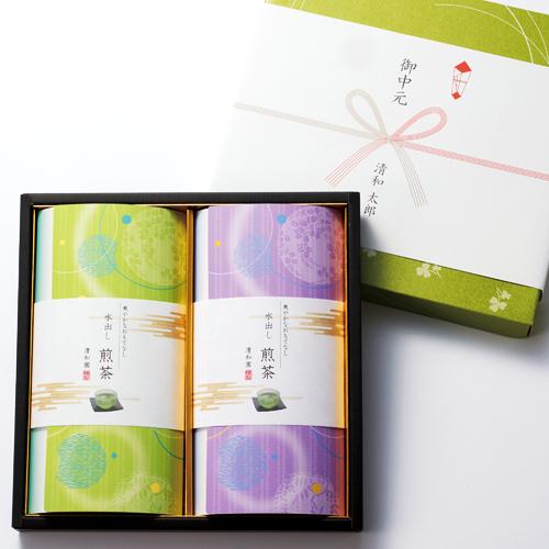 お中元 日本茶ギフト