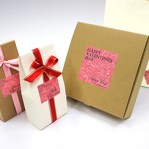 ナチュラルな洋菓子のバレンタイン