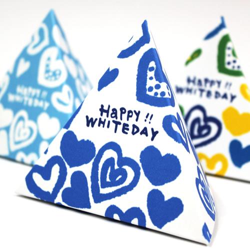 かわいいな洋菓子のホワイトデーラッピング