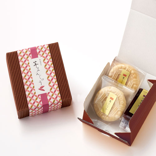 和菓子 秋 パッケージ