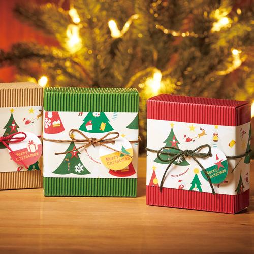 クリスマス プチギフトBOX パッケージ
