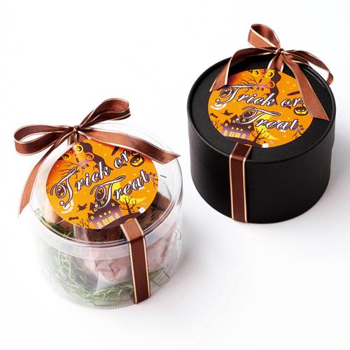 ハロウィンプレゼント箱 パッケージ