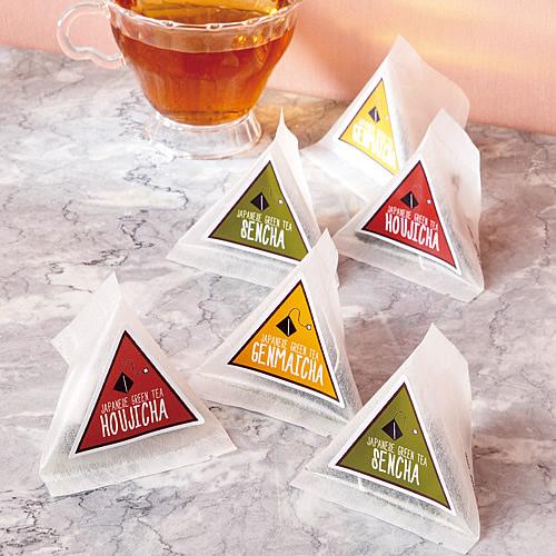 かわいいなお茶のプチギフト