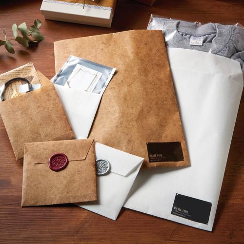 ロウ引き 封筒 パッケージ