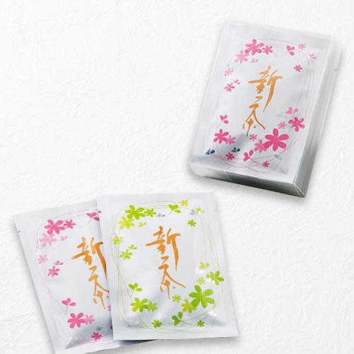 新茶ギフト 10g三方袋