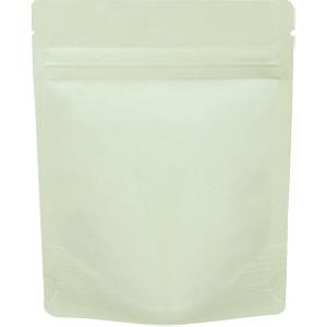 チャック付ALスタンド袋 薄緑120×150