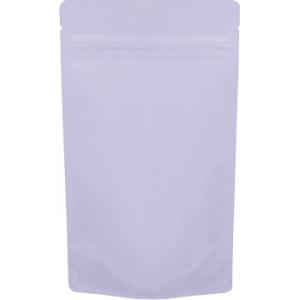 チャックALスタンド袋 薄紫 120×200