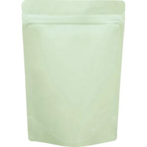 チャック付ALスタンド袋 薄緑160×230