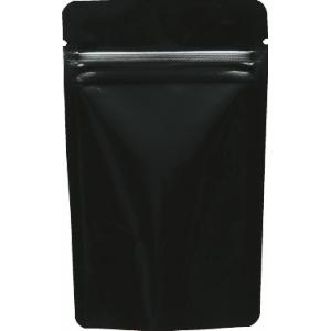 チャック付ALスタンド袋 黒90×145