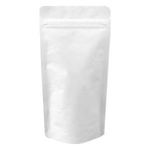 チャック付雲竜ALスタンド袋 白110×230
