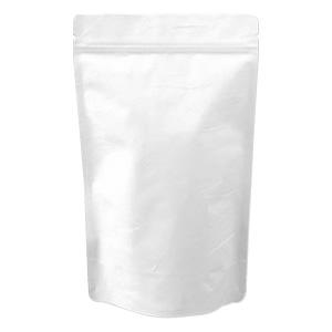 チャック付雲竜ALスタンド袋 白160×270