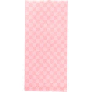 100g市松和紙アルミNY平袋 ピンク