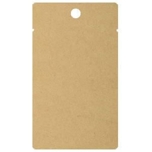 AクラフトアルミNY三方袋 穴あき 85×135