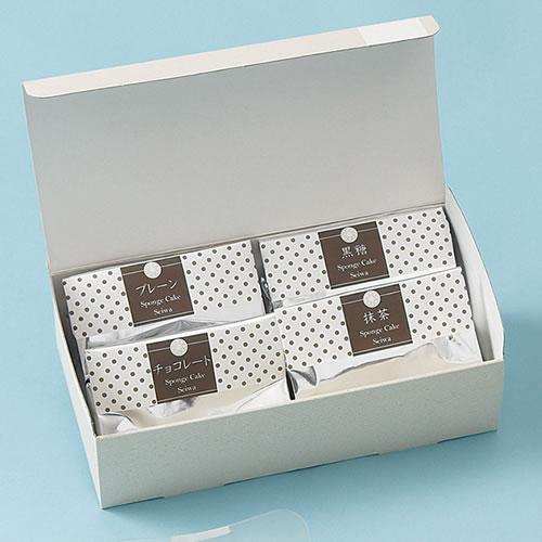 洋菓子ギフトパッケージ