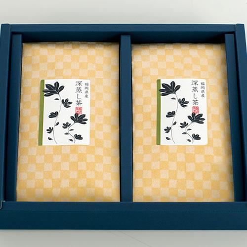 日本茶 平袋 ギフトパッケージ