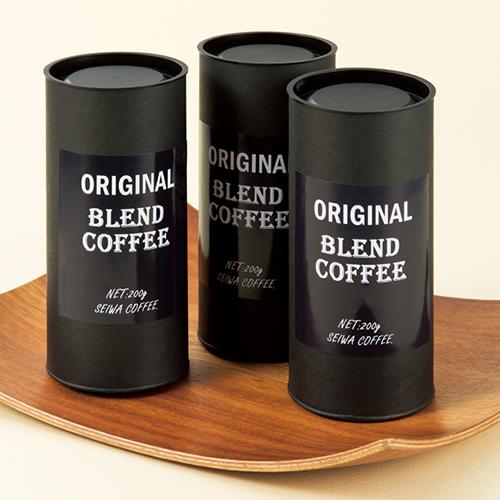 かっこいいなコーヒーのパッケージ