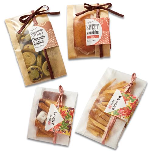 かわいいな洋菓子の秋ギフト