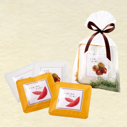 カジュアルな洋菓子の秋ギフト