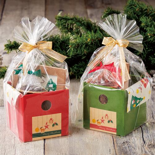 クリスマス 雑貨 ギフト パッケージ