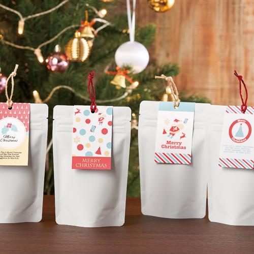 クリスマス チャック袋 パッケージ