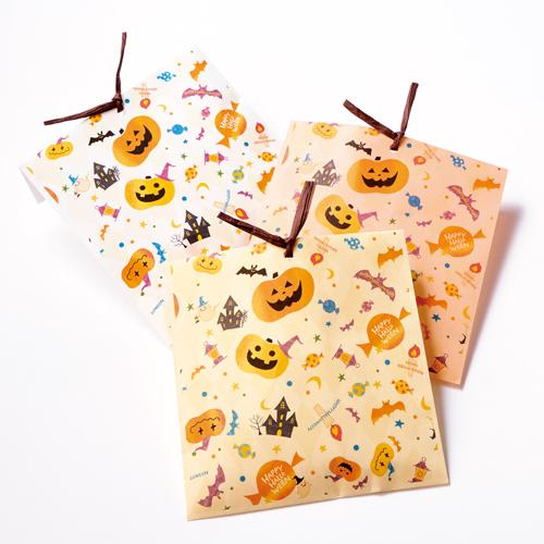 ハロウィン 紙袋 パッケージ