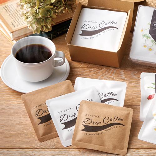 ドリップコーヒー クラフト パッケージ
