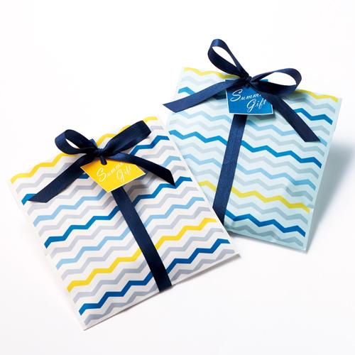 カジュアルな洋菓子の夏ギフト