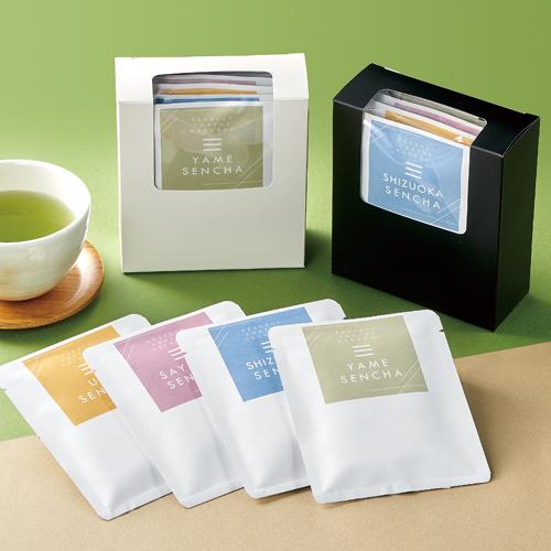シンプルなお茶の敬老ギフト