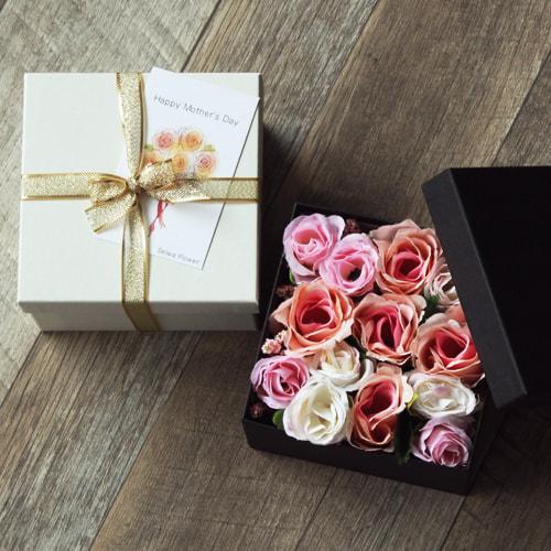 ゴージャスな花の母の日ギフト