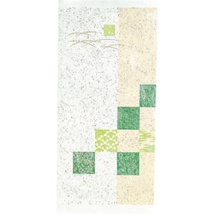 100g雲竜アルミNY平袋 緑
