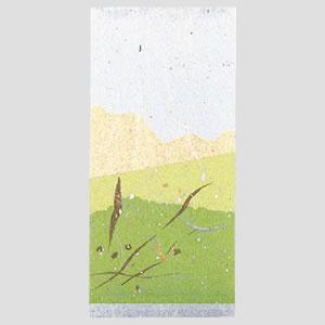 100g金銀雲竜アルミNY平袋 緑