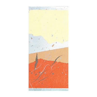 100g金銀雲竜アルミNY平袋 橙