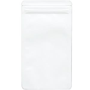 チャック付AL平袋 白110×195