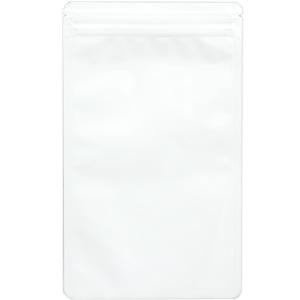 チャック付AL平袋 白140×230