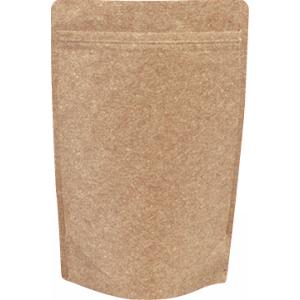 チャック付クラフトALスタンド袋140×220