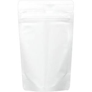 チャック付ALスタンド袋 白90×145