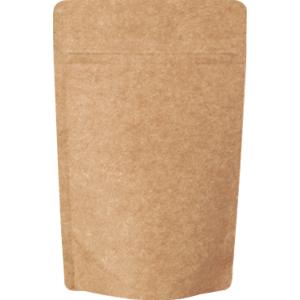 チャック付クラフトALスタンド袋110×170