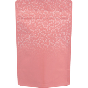 70〜100gチャック付スタンド袋ピンク