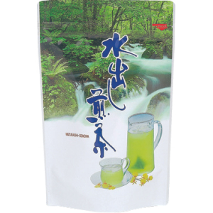 水出し煎茶TB用チャック付スタンド袋