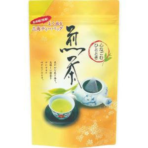 煎茶TB用チャック付スタンド袋