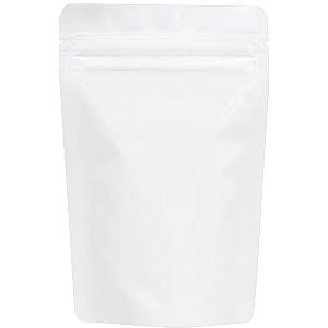 チャック付ALスタンド袋 白110×170