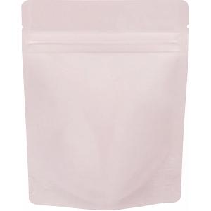チャック付ALスタンド袋薄ピンク120×150