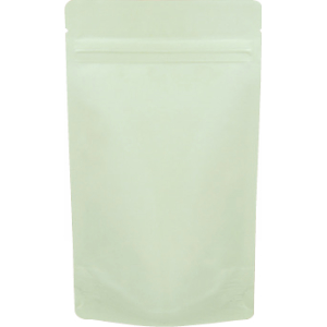 チャック付ALスタンド袋 薄緑120×200
